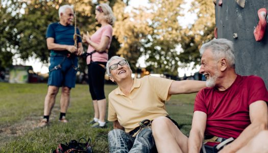 Redefining Aging – Maybe It Is Just a Number!